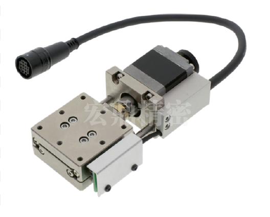 80系列-直线电动微调台