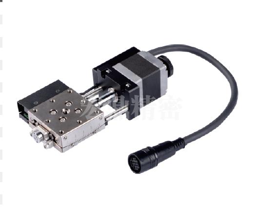 C型60-水平电动微调台