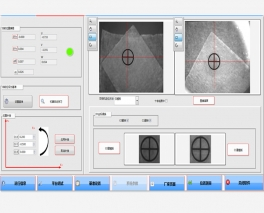 水胶贴合机器视觉对位软件